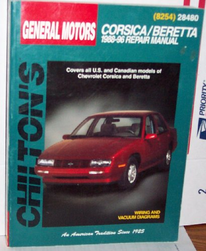 Chilton's Repair Manual: Toyota Corolla MR 2    Tercel 1984 90
