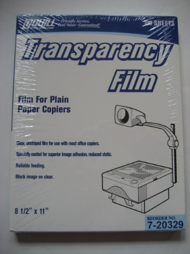 Quill Transparency Film for Pl