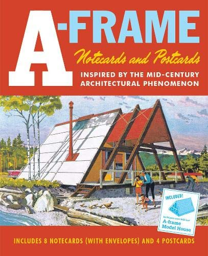 A-frame Notecards and Postcards