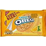 #8: Oreo Family Size Lemon Creme Sandwich Cookies, 20 Ounce