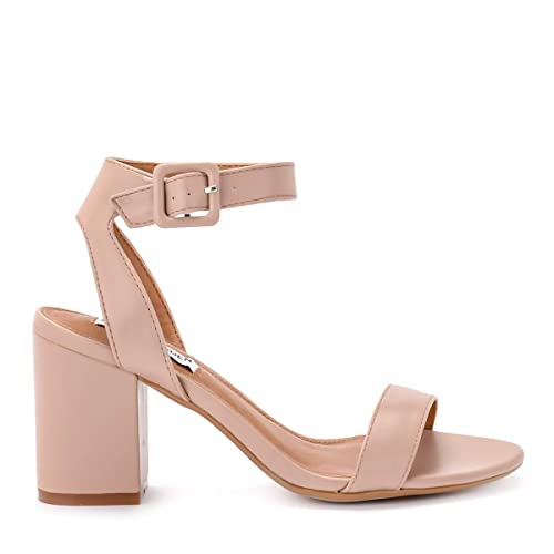 ce7601a61162 Amazon.com | Steve Madden Women's Malia | Heeled Sandals