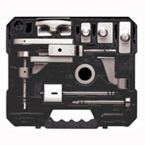 New Kwikset Model 138 Wood & Metal Door Lock Installation Complete Kit Sale