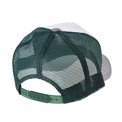 Verde Gorras Hat Vintage WITHMOONS de de Sombrero de Meshed Cap Gorra béisbol Trucker Baseball KR1629 Distressed Trucker aq08dq6r