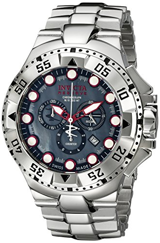 invicta-mens-13083-excursion-reserve-chronograph-grey-river-pearl-dial-stainless-steel-watch