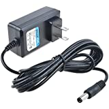 PwrON 6.6 FT 12V AC to DC Adapter Charger for Polycom SoundStation 2W SoundPoint Pro SE-220 300 501 IP Conference Phone Power Supply