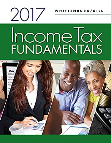 Income Tax Fundamentals 2017 (with H&R Block™ Premium & Business Access Code for Tax Filing Year (Business Taxes Software)