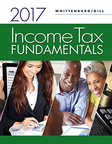 Income Tax Fundamentals,2017 W/Access