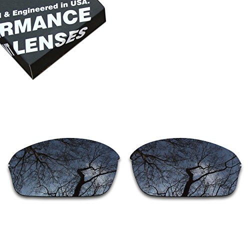 ToughAsNails Polarized Lens Replacement for Oakley Half Wire 2.0 Sunglass - - Oakley Half Replacement Wire Lenses