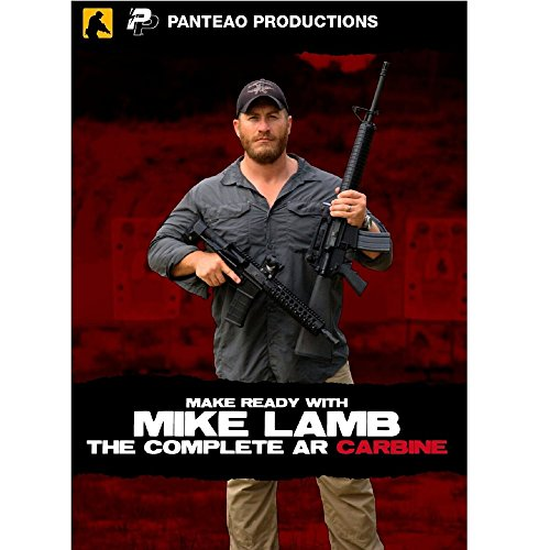 Make Ready with Mike Lamb The Complete AR15 Carbine - PMR067 - DVD - Carbine - AR15 - Training Tactical ()