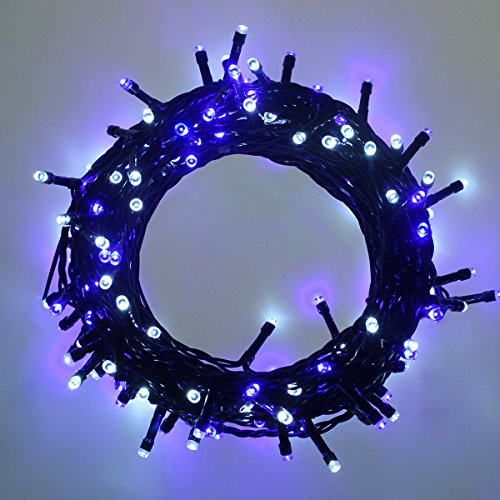 400 Blue Led Lights