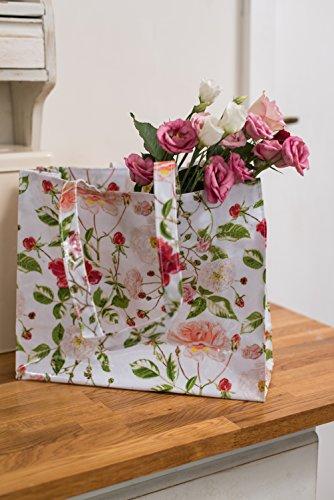 RHS Traditional rose grande tela shopper