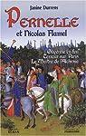 Pernelle et Nicolas Flamel par Durrens