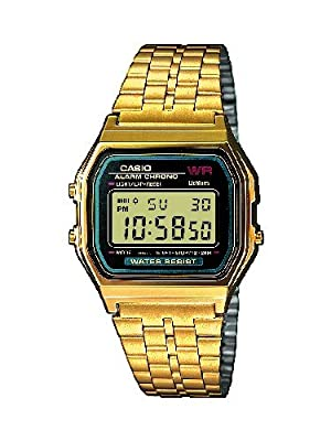 Casio A159WGEA-1EF Casio Gold Classic Collection from Casio