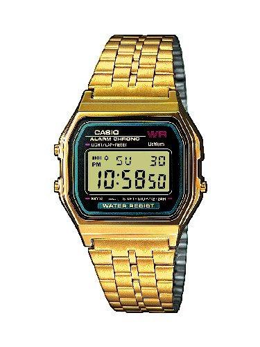 316 opinioni per Casio Collection – Orologio Unisex Digitale con Bracciale in Acciaio Inox –