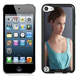New Personalized Custom Designed For iPod Touch 5th Phone Case For Barbara Palvin Blue Dress Phone Case Cover