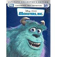 Monsters Inc. (3D)