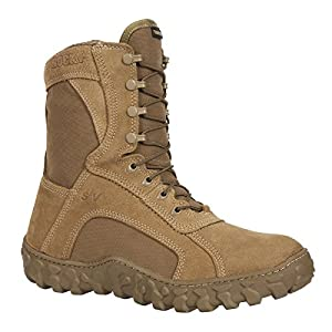 5. Rocky Unisex Waterproof Insulated Military Duty Boots