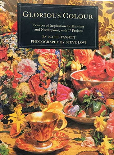 Glorious Colour: Sources of Inspiration for Knitting for sale  Delivered anywhere in USA