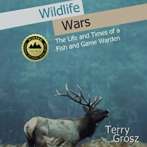 Wildlife Wars Audiobook