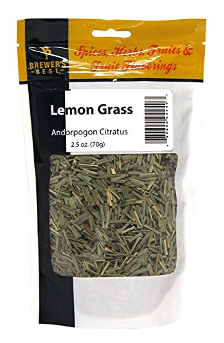 Brewer#039s Best Brewing Herb#039s and Spices  Lemon Grass 25 Ounces