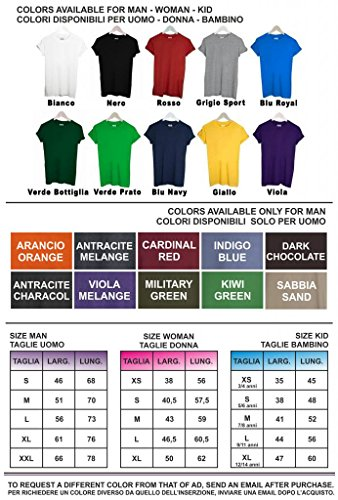 T-Shirt ACID HOUSE COLORS - MUSH by iMage Dress Your Style