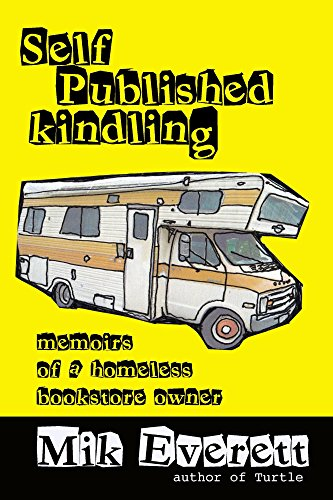Self Published Kindling Memoirs Homeless Bookstore ebook product image