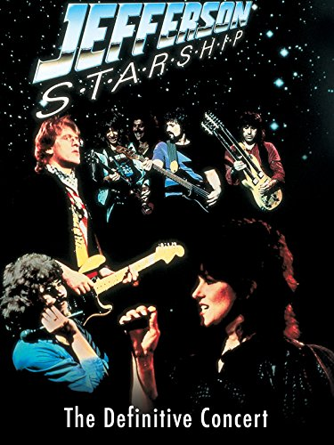 Jefferson Starship - The Definitive Concert