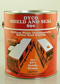 Dyco Paints (8901) 890 Roof Coating   1 Gallon