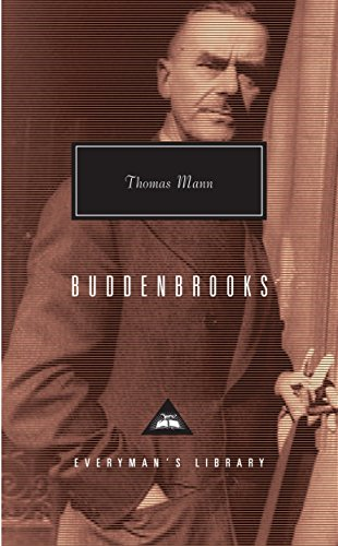 Buddenbrooks The Decline of a Family (Everymans Library) [Mann, Thomas] (Tapa Dura)