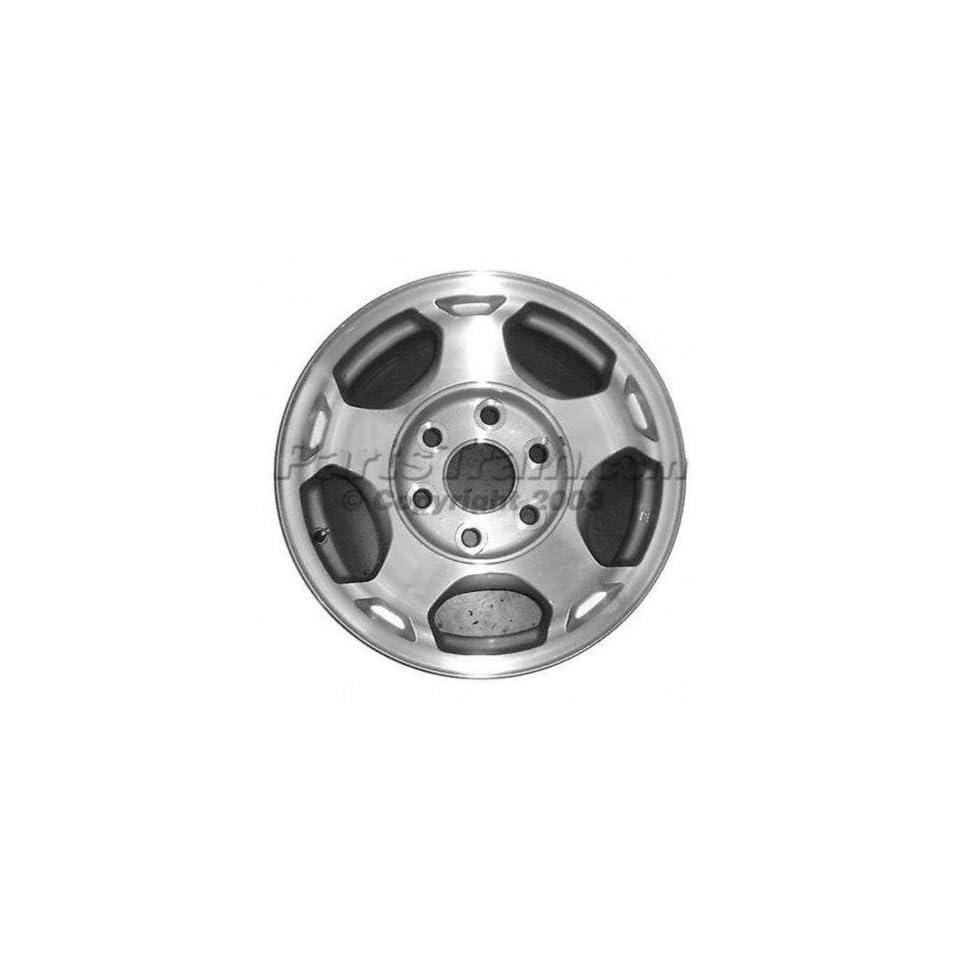 ALLOY WHEEL chevy chevrolet SILVERADO PICKUP 03 04 SUBURBAN 04 05 AVALANCHE TAHOE 16 inch