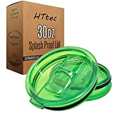 HTtec 2 Pack Premium Quality Splash Proof Yeti and Rtic Lids, Spill ...