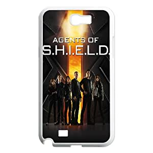 Quotes protective Phone Case Agents of shield For Samsung Galaxy Note 2 N7100 NP4K02476