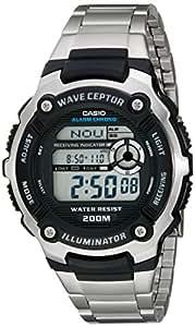 Casio Caballero WV200DA-1A Multi-Task Gear Waveceptor Sports Reloj