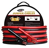 Best copper jumper cable - TOPDC 100% Copper Battery Jumper Cables 6 Gauge Review