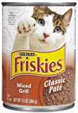 Friskies Classic Pate – Mixed Grill – 24 x 13 oz, My Pet Supplies