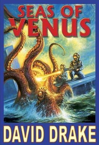 book cover of Seas of Venus
