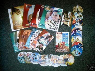Provida Smart Technique Automatic Fat Loss Program; Accelerated Results Edition; 13 CD's, 1 DVD