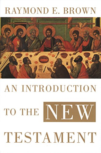 An Introduction to the New Testament (The Anchor Yale Bible Reference Library) Pdf