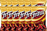 NEW Fritos Flamin Hot Flavored Corn Chips - 9.25oz (12)