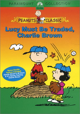(Peanuts - Lucy Must Be Traded, Charlie Brown)