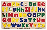 Melissa & Doug Upper & Lower Case Alphabet