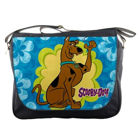 Scooby Doo Messenger Bag - 1