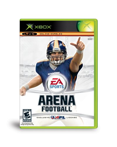Arena Football Xbox product image