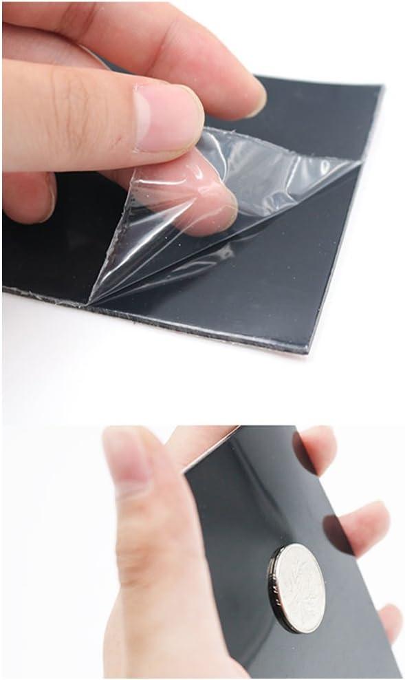 Almohadilla de silicona antideslizante para proteger suelos de madera; para muebles, camas, sofás; ideal para muebles pesados, silicona, negro, 50cm: Amazon.es: Hogar