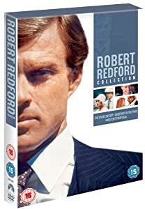 Robert Redford Collection [DVD]