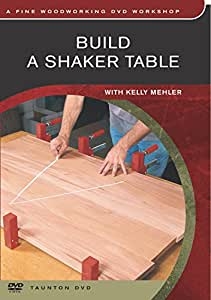 Build a Shaker Table: with Kelly Mehler