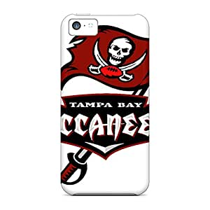 Iphone 5c Cover Case - Eco-friendly Packaging(tampa Bay Buccaneers)