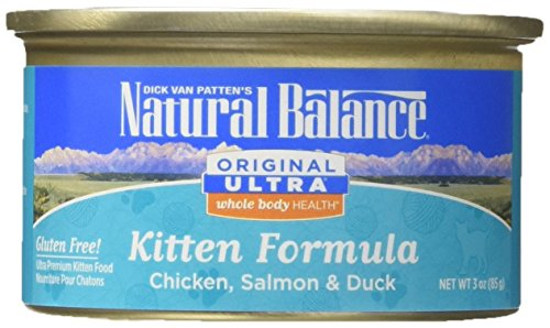 natural balance kitten food - 8