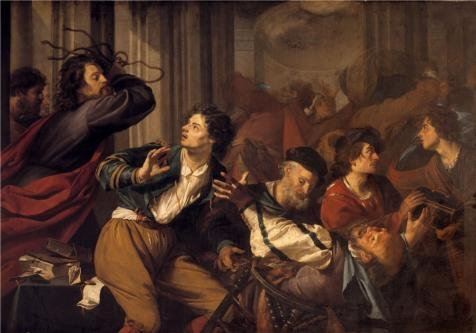 theodoor-romboutschrist-chases-the-money-exchangers-out-of-the-temple1597-1637-oil-painting-8x11-inc