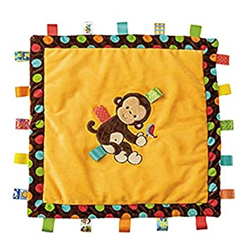 Taggies Dazzle Dots Monkey Rattle Mary Meyer 39712
